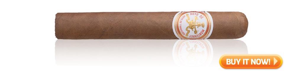 underrated honduran cigars hoyo de monterrey hoyo tradicion