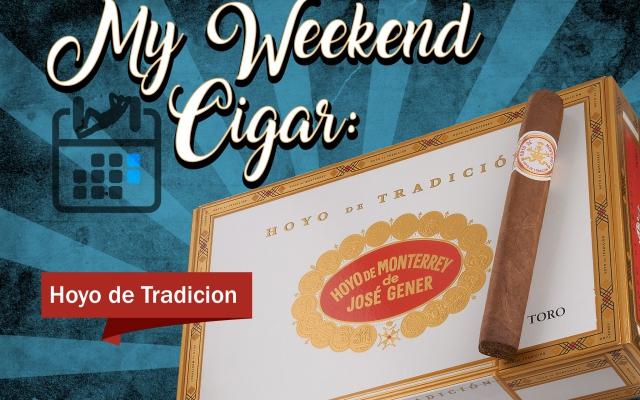 weekend cigar hoyo de tradicion 92517