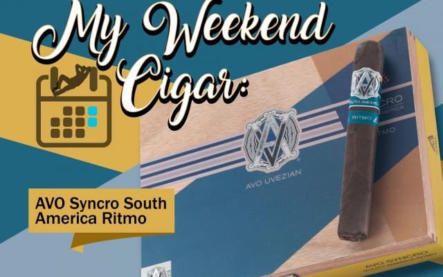 MWC Avo syncro South America Ritmo cigar cover