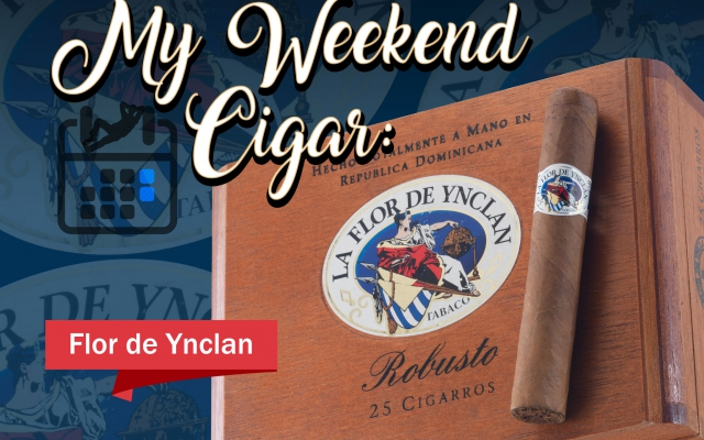 flor de ynclan cigars my weekend cigar review