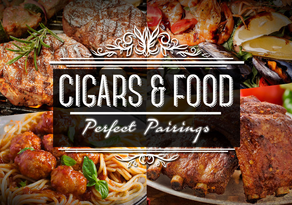 2017 CA Report: Top Pairings for Food and Cigars