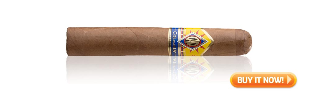 CAO cigars guide cao colombia cigar review