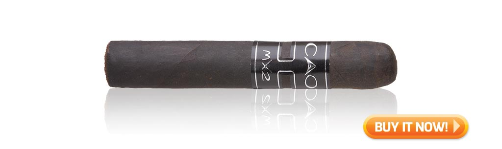 CAO cigars guide CAO MX2 cigar review