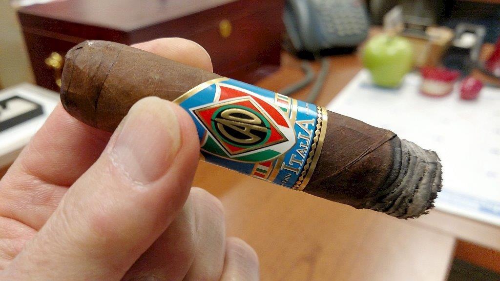 CAO cigars CAO Italia Review Ciao