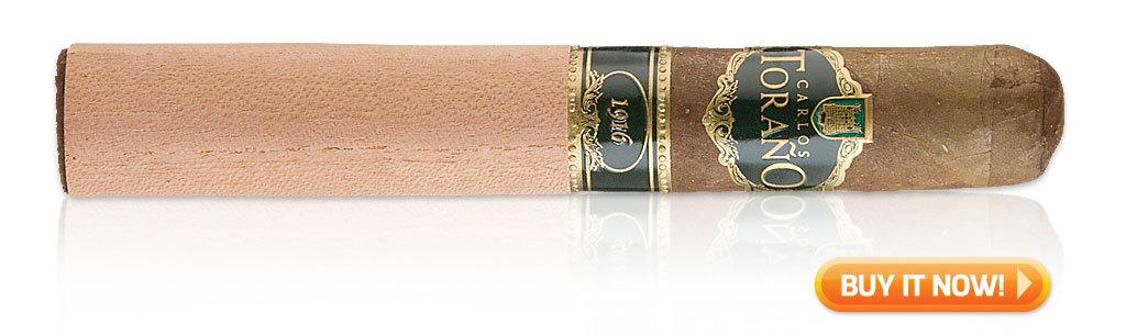 buy Carlos Torano 1916 cigars cameroon wrapper