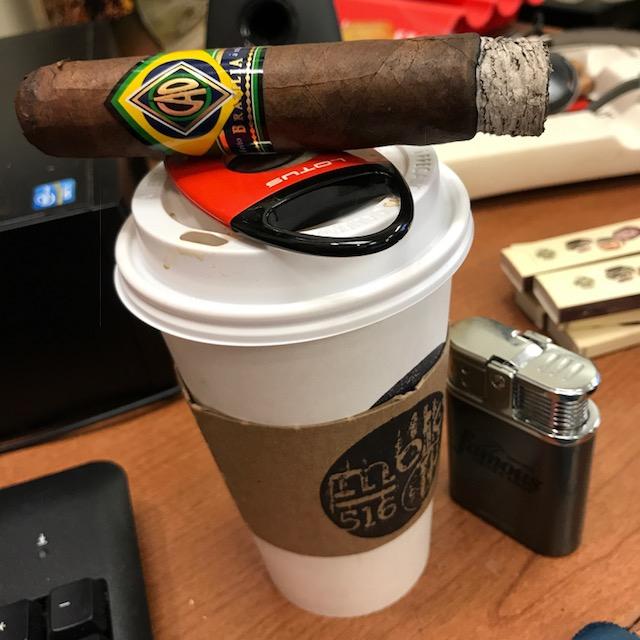 cao cigars cao brazilia review