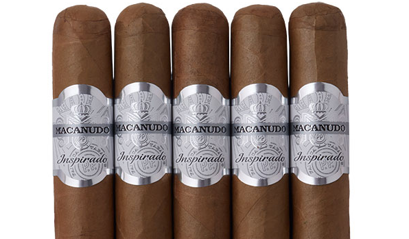 macanudo inspirado white cigar review 5pk shot