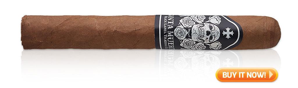Black Label Trading Santa Muerte LE cigars