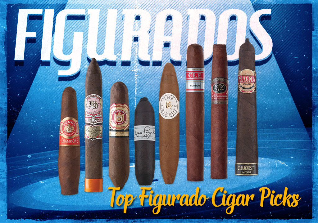 2017 CA Report: Ten Top Figurado Cigar Picks
