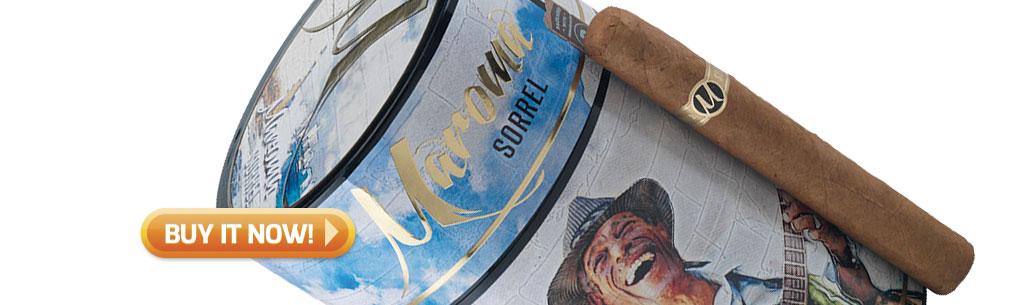 new cigars oct 6 2017 maroma sorrel cigars