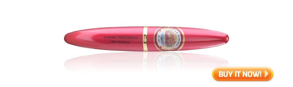 top rated maduro cigars la aurora preferidos ruby maduro cigars