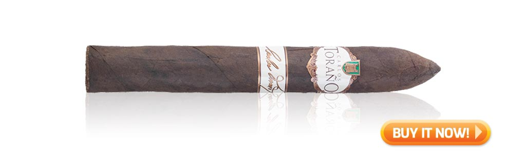 top rated maduro cigars carlos torano signature torpedo cigars