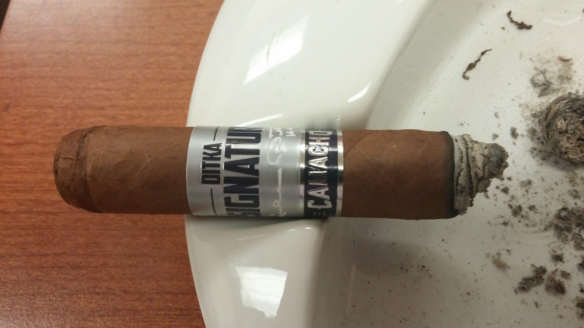 camacho cigars guide camacho ditka signature review john