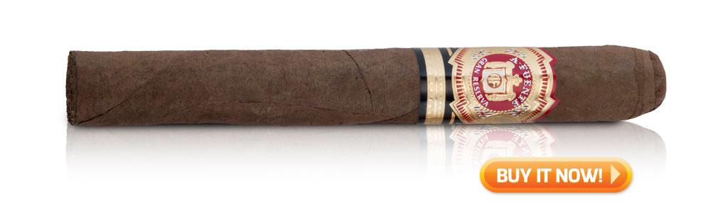 arturo fuente don carlos cigar review robusto buy