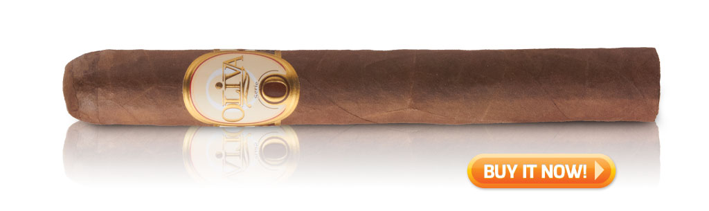 Oliva Serie O cigar review Toro BIN MWC