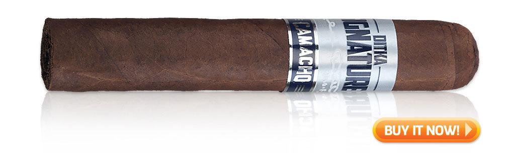 Camacho cigars guide Camacho Mike Ditka Edition cigars review