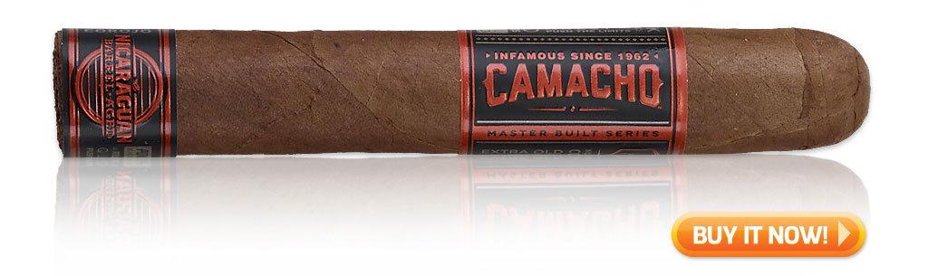 camacho cigars guide camacho nicaraguan barrel aged cigars review