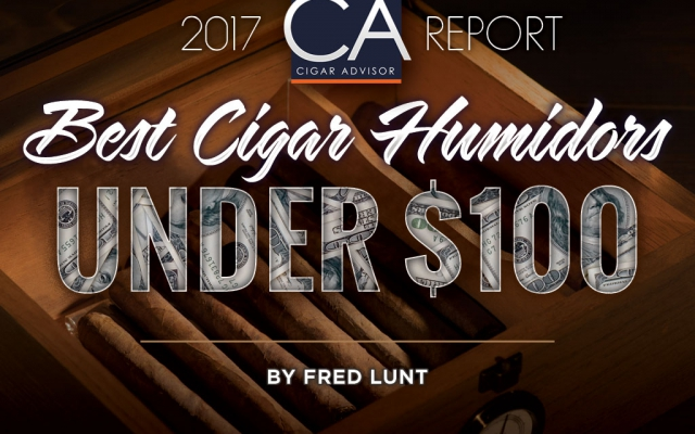 2017 Best Humidors under 100 CA Cover
