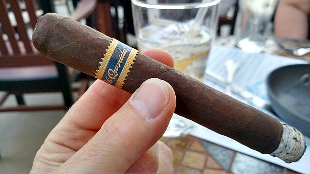 Mi Querida cigar review MWC GK