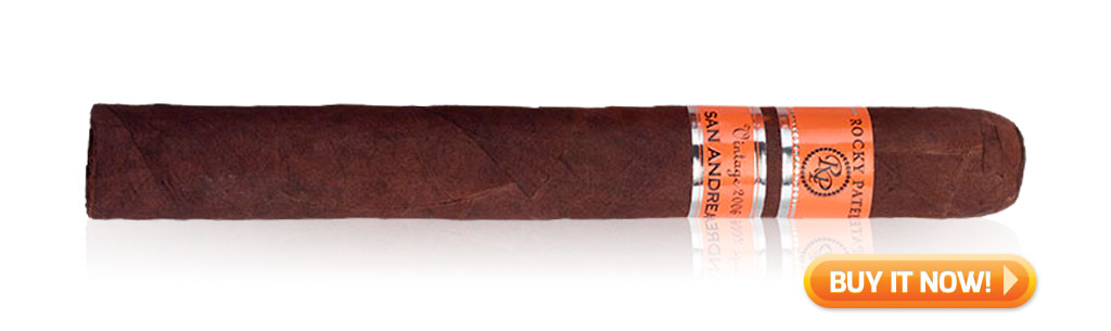 after-dinner cigar rocky patel vintage 2006 san andreas
