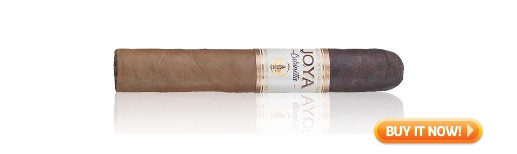 joya de nicaragua barber pole cigars