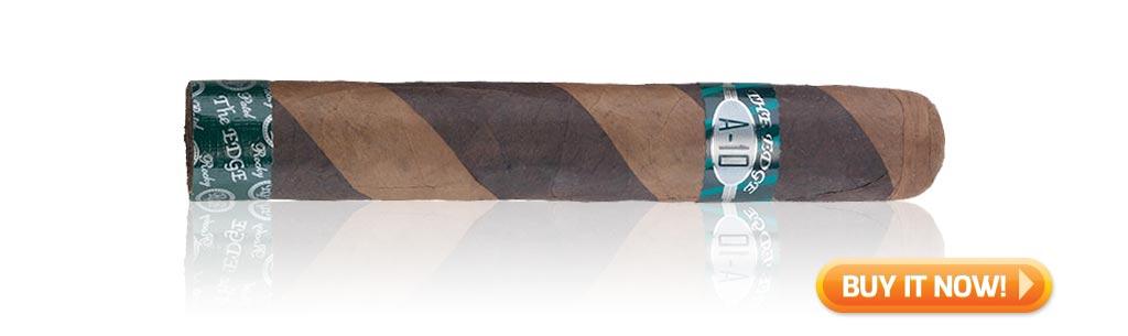 rocky patel edge A-10 barber pole cigars