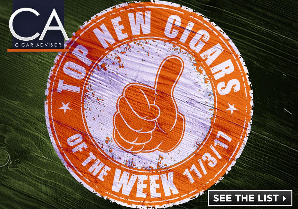 CA Report: Top New Cigars – Nov. 3 2017