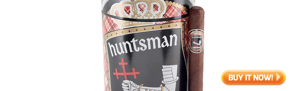 top new cigars nov 2017 huntsman cigars
