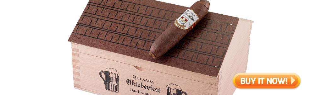 top new cigars nov 2017 quesada oktoberfest