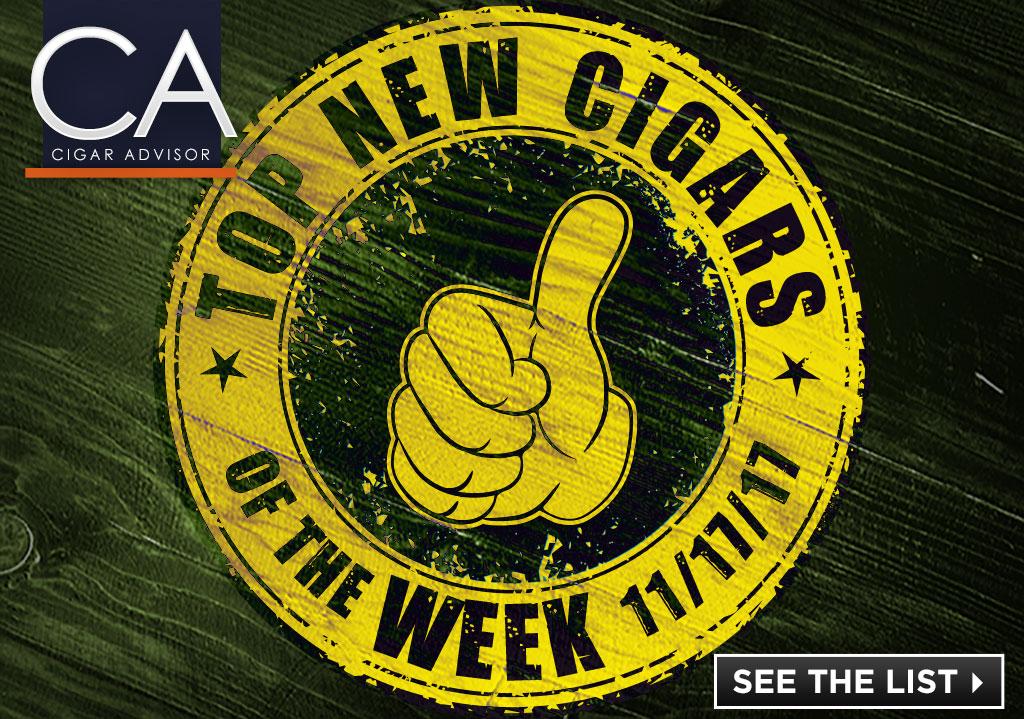 CA Report: Top New Cigars – Nov. 17 2017