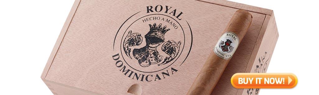 top new cigars nov 17 2017 royal dominicana cigars