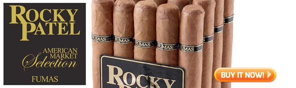 top new cigars December 1 2017 rocky patel american market selection fumas cigars