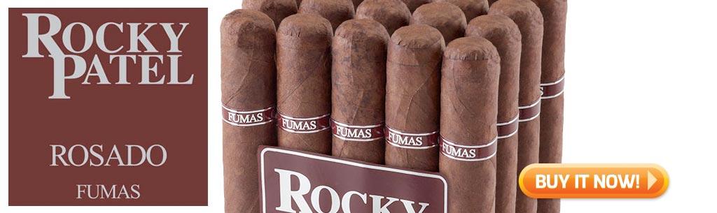 top new cigars december 1 2017 rocky patel rosado fumas cigars