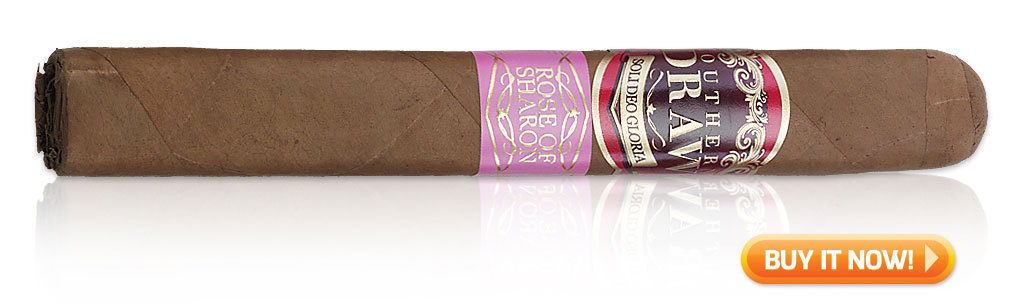 best new cigars 2017 Southern Draw Rose of Sharon cigars