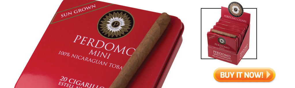 2017 Best Holiday Cigar Gifts Perdomo Cigarillos