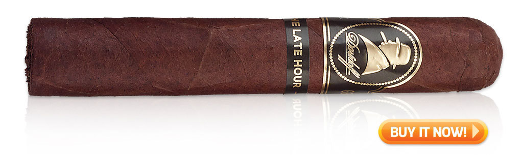 best new cigars 2017 Winston Churchill the Late Hour cigars