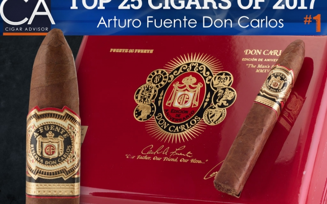 Top 25 cigars number 1