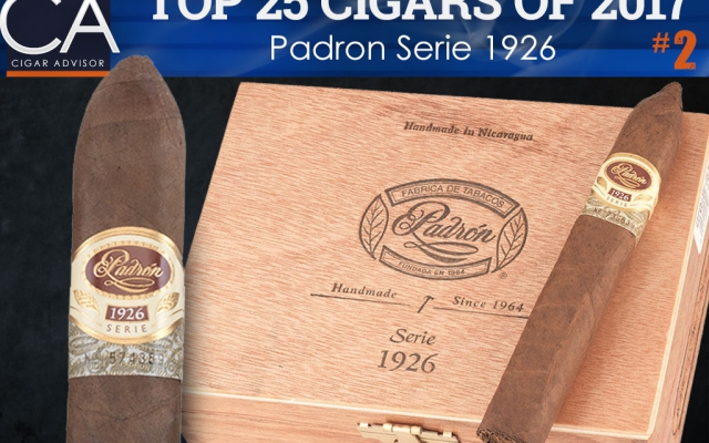 Top 25 cigars number 2