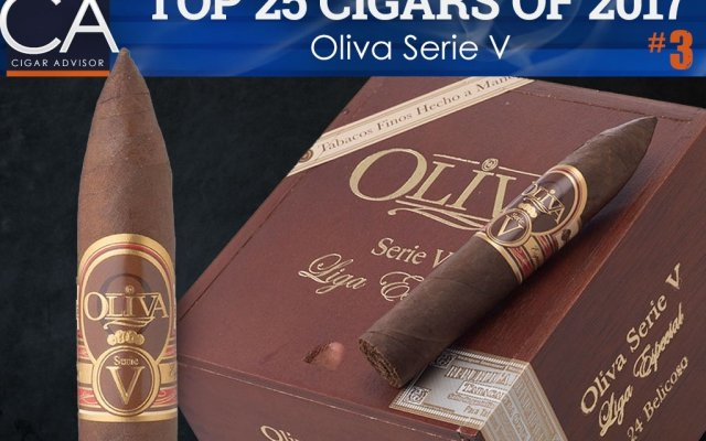 Top 25 cigars number 3