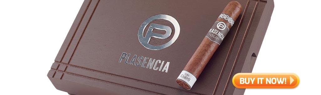 top new cigars december 29 2017 plasencia alma del campo cigars