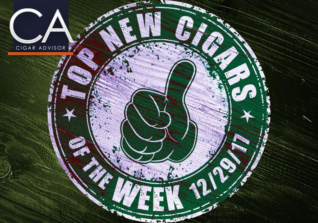 CA Report: Top New Cigars – Dec. 29 2017