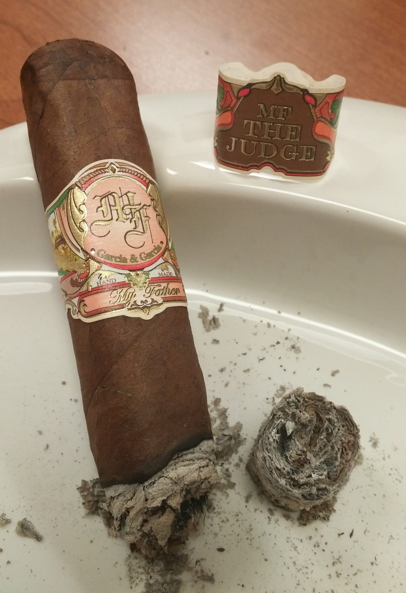my father cigars mf the judge cigar review jp