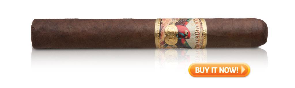 san cristobal robusto cigar review BIN