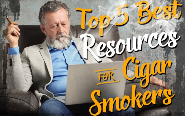 top 5 cigar guides and resources for cigar smokers CACover