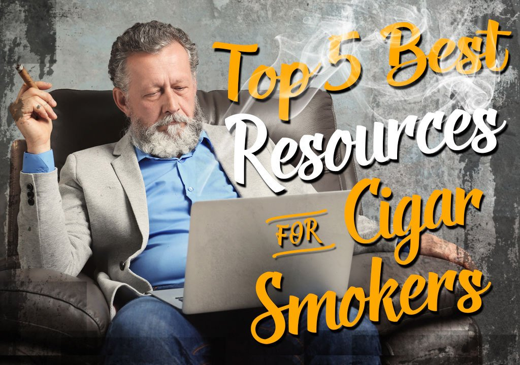 Top 5 Cigar Guides and Resources for Cigar Smokers