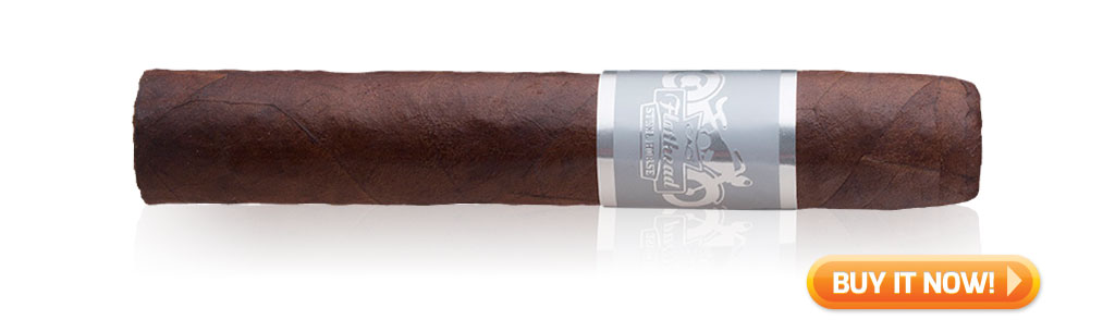 best cigars to pair with whiskey scotch cao flathead steel horse cigars