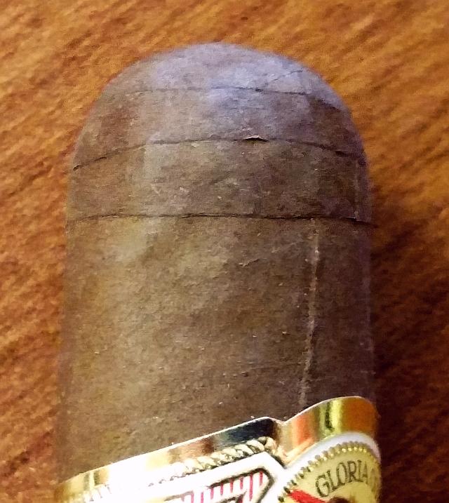 La Gloria Colección Reserva Robusto Cigar Cap