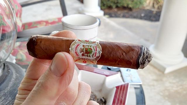 Gran Habano #5 Corojo Gran Robusto cigar review MWC GK