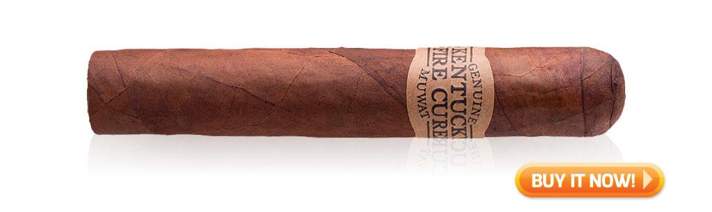 jonathan drew estate kentucky fire cured cigars