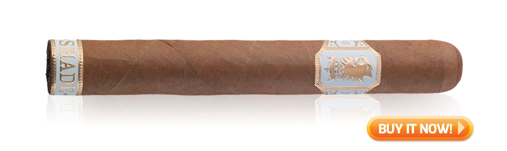 best cigars to pair with whiskey irish liga undercrown shade cigars